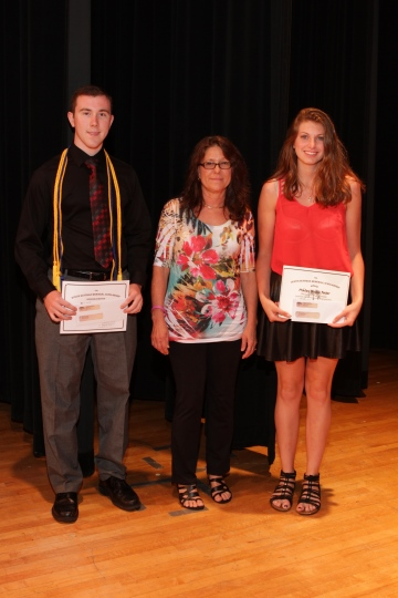 2016 Scholarship Awards